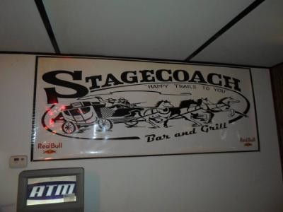 Stagecoach Bar & Grill
