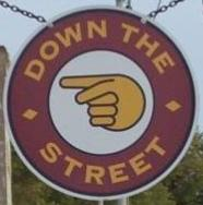 Down The Street