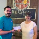 The Office in Red Bud $4000 Jackpot Winner