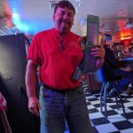 Centerfield Tavern Lott Tix WInner
